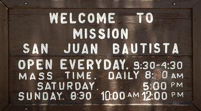 [San Juan Bautista Mission