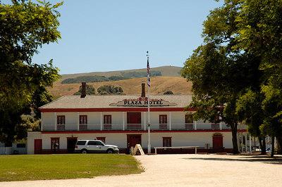 Plaza Hotel San Juan Bautista California
