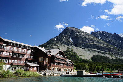 Swiftcurrent Lodge
