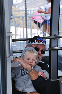 Brandon and Grandpa