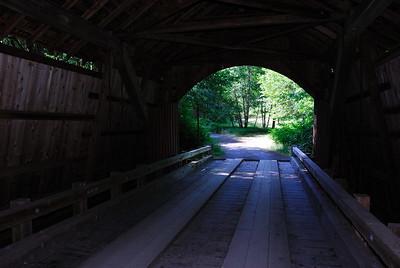 Yachats River Covered Bridge