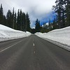 Drive to Crater Lake