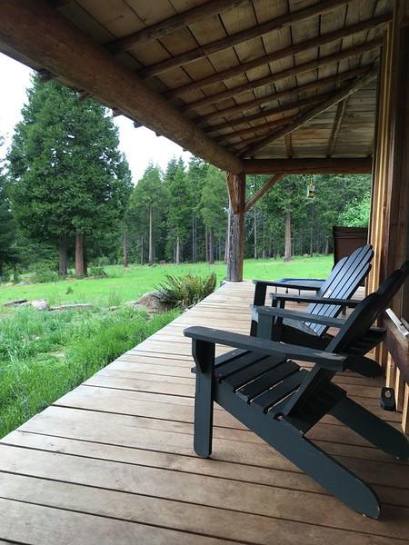 Mountain House View