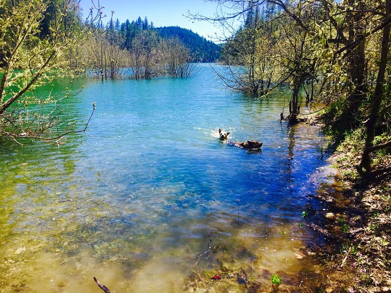 Lost Creek Lake (Lost Creek Trail Head)