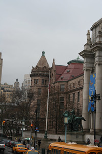 Another view of the American Museum of Natural History