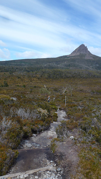 Day 2 (Overland Track)