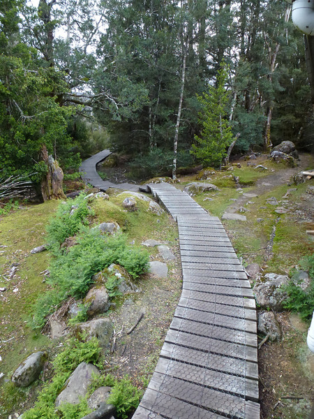 Day 3 (Overland Track)