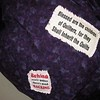 Apr 2008  Day 5  Catchy quilter sayings