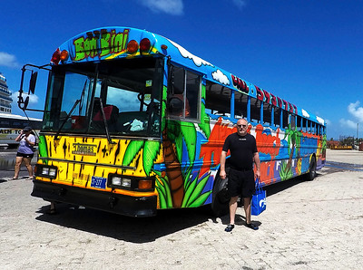 Jolly Pirate Bus