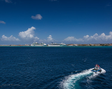 Leaving Aruba