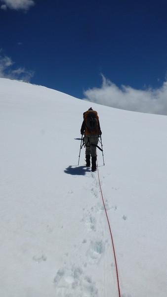 Cerro Tronador, Patagonia