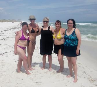April, Rachel, Rhonda, Trixie, & Nikki