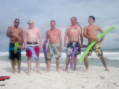Scott, Greg, Ricky, Alex, & Bryan