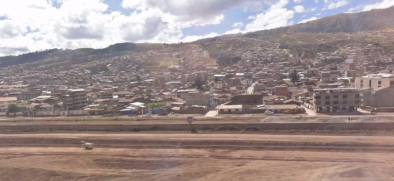 191 Cuzco Near Touchdown