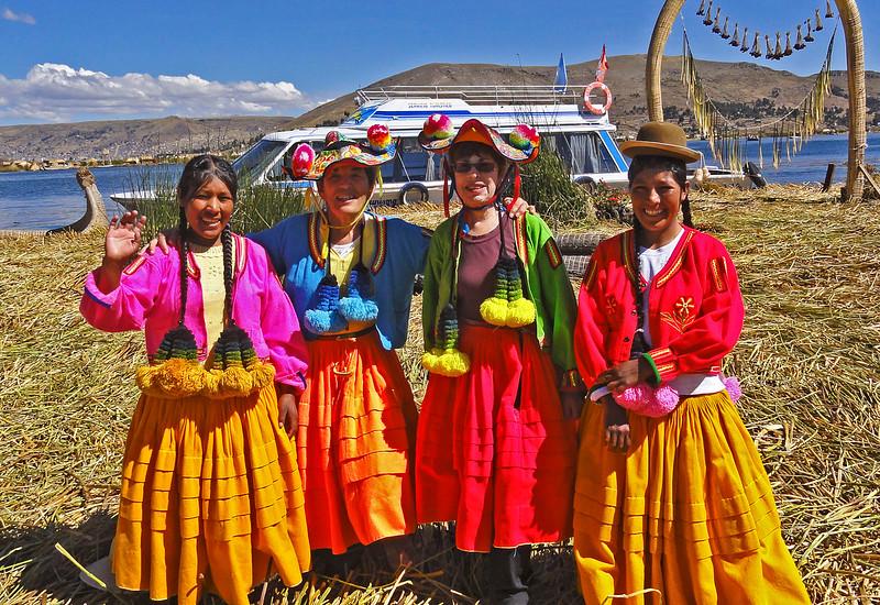 483 Native Maidens