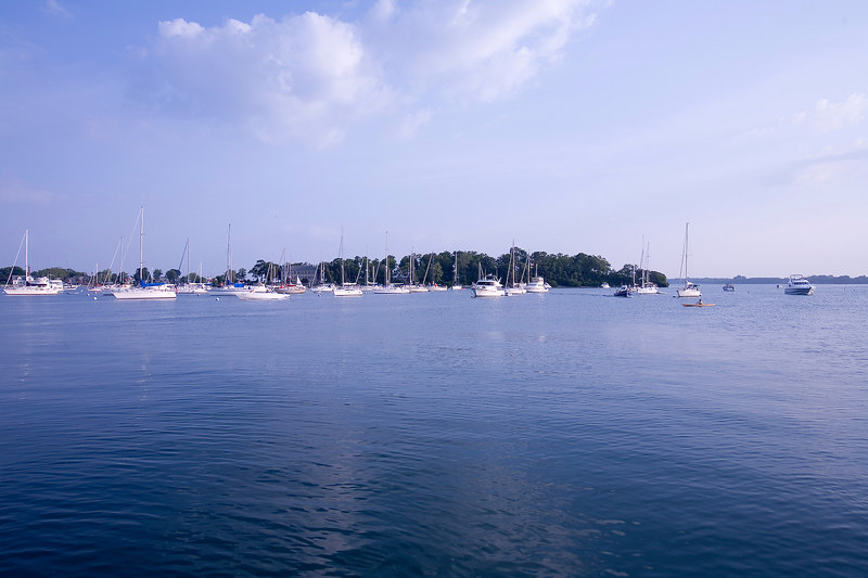 Calm morning at Put-in-Bay