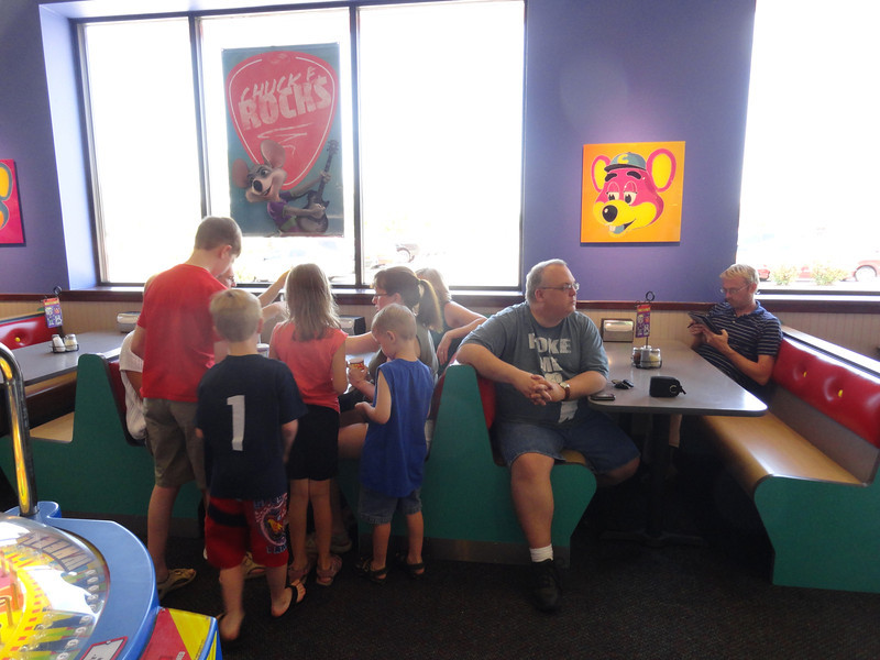 Chuck E. Cheese Restaurant, Glendale, Arizona