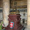 Tomb of Umberto I, unified Italy's 2nd king.