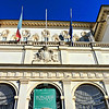 The Borghese Gallery. It was closed when we visited.