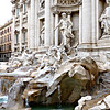 "Remember, ""Three Coins in a Fountain""? Legend has it that tossing a coin into the Trevi guarantees a return trip to Rome. The fountain's swept nightly & collects about 3,000€ which is donated to charity."