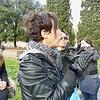 Our Colosseum tour guide.