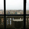 View from a Vatican window.