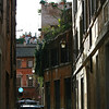 Rome alley way.
