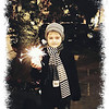 Russian Christmas in Rome. (1.10.2012)<br /> <br /> Back from our whirlwind trip to Rome. On Orthodox Christmas (January 7th) we had dinner with a couple of the other Visa winners including this young boy, Semyon, who enjoyed setting off sparklers in honor of the holiday. <br /> <br /> Hope everyone had a good week. Will try to catch up in the coming days. It's back to work time here - somehow it doesn't feel as if we've had 10 days off...