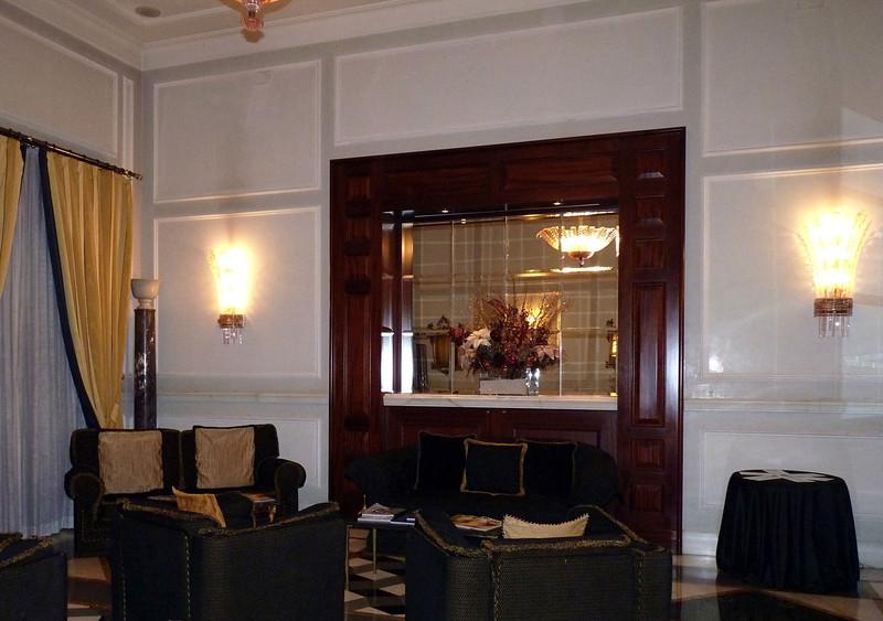 Savoy sitting room.