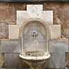 Fountain on Capitoline Hill.