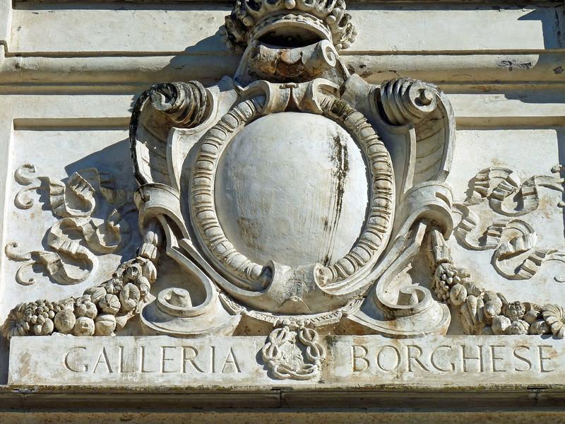 Galleria Borghese.