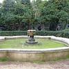 Fountain on Palatine Hill.
