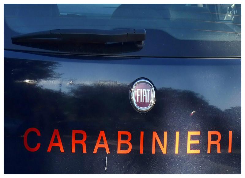 A Cabineri car.