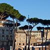 Near the Roman Forum.