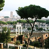 View of the Roman Forum from Capitoline Hill.