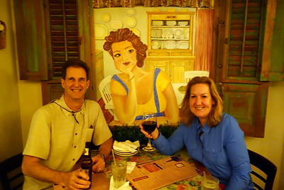 Puerto Rico and Sailing in the Spanish Virgin Islands, 3/10/16 - 3/18/16