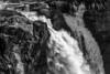 Snoqualmie Falls closeup.