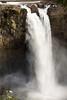 Snoqualmie Falls, long exposure.