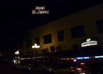 Hotel St James, Autum had her bachelorette there