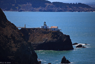 Point Bonita Light, San Francisco
