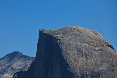 Half Dome, If you blow this up full size you can see people on the top.