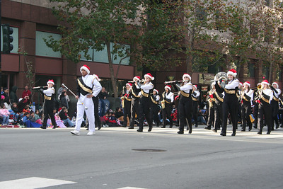 San Jose Holiday Parade 2008