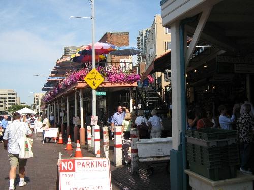 Day 7 Pike Market Seattle