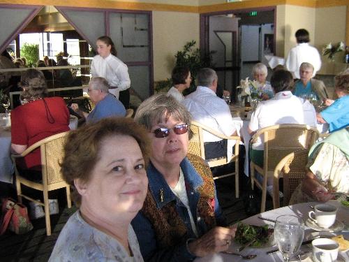 Day 6 Dinner on Puget Sound