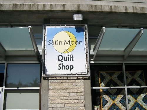 Day 3 Satin Moon Quilt Shop