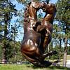 849 Dancing Horses