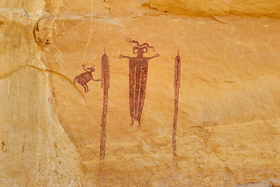 The Head of Sinbad Pictograph