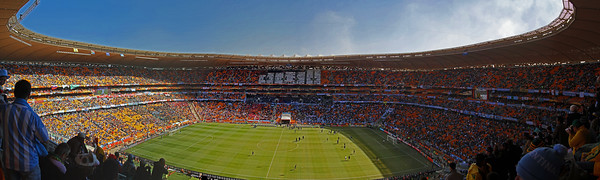 Soccer City Stadium, Johannesburg, South Africa