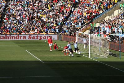 Argentina 4, Korea Republic 1