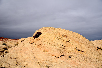 Dome in the Rainbow Desert